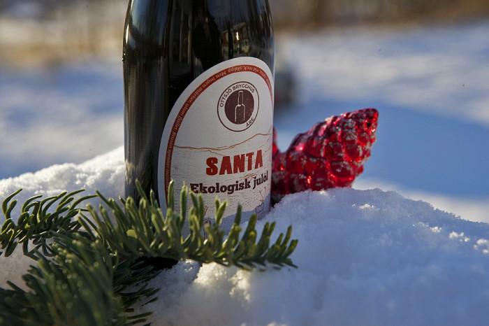 Santa Ekologisk Julöl
